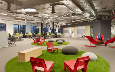Beyond the Back Yard, Synthetic Grass Answers Very Interesting Design Challenges