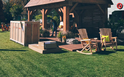 Why Event Production Companies Love Artificial Grass